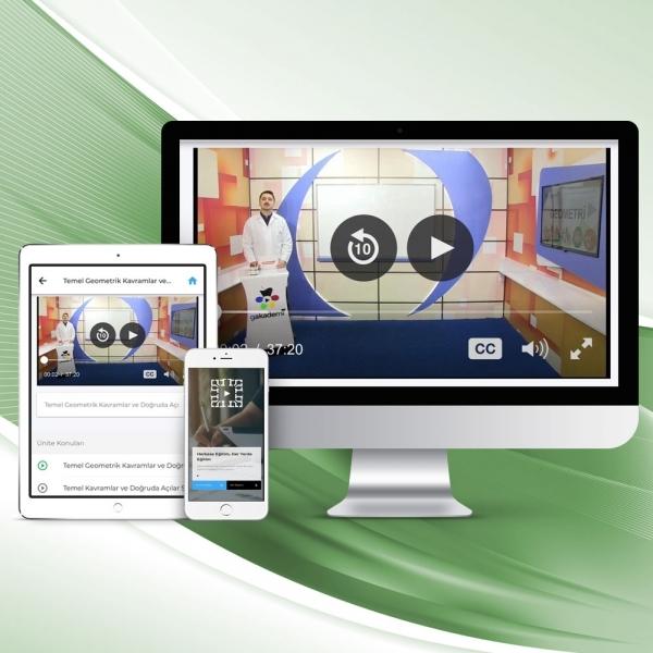 10. Sınıf Biyoloji Online Görüntülü Eğitim Seti