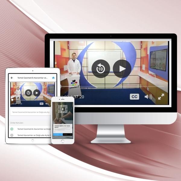 10. Sınıf Fizik Online Görüntülü Eğitim Seti