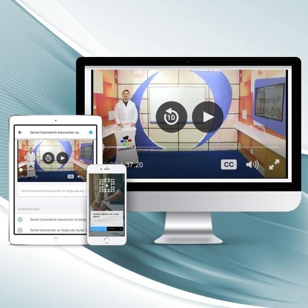 10. Sınıf Kimya Online Görüntülü Eğitim Seti
