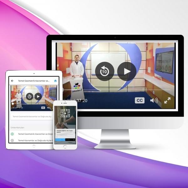 11. Sınıf Kimya Online Görüntülü Eğitim Seti