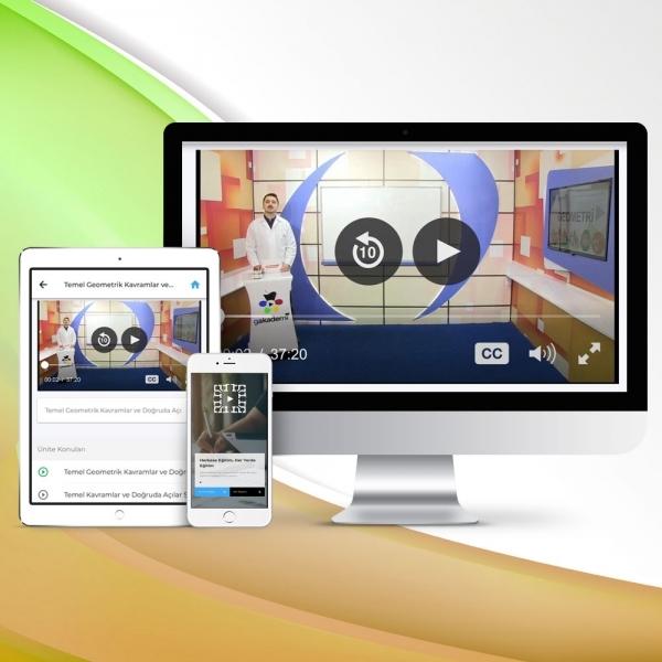 11.Sınıf Psikoloji Online Görüntülü Eğitim Seti