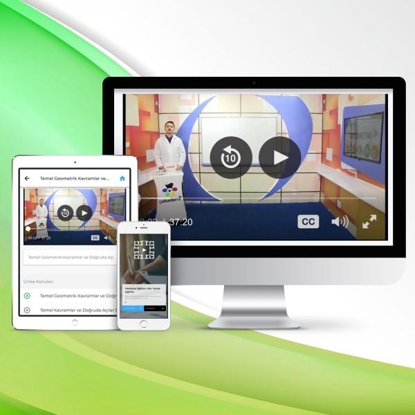 11. Sınıf Sosyoloji Online Görüntülü Eğitim Seti