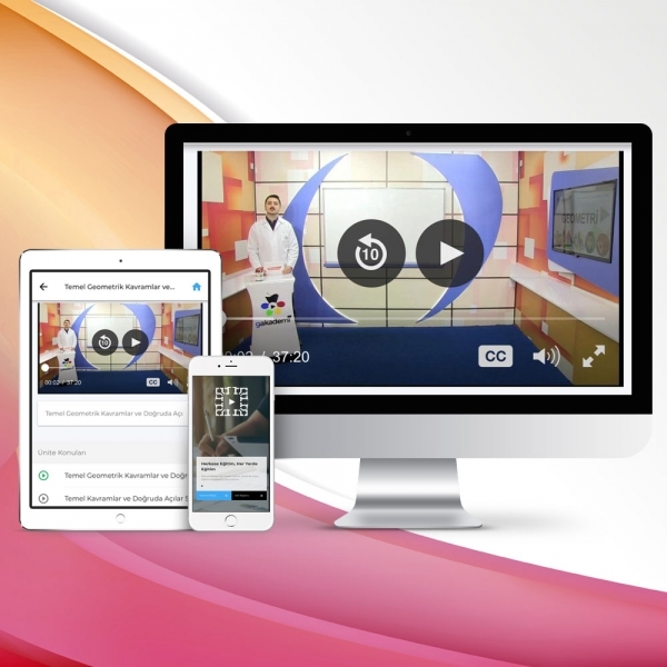 12. Sınıf Biyoloji Online Görüntülü Eğitim Seti