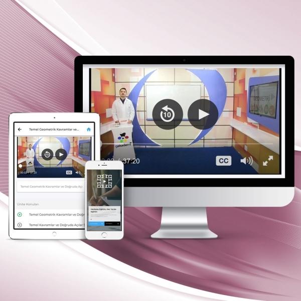 12. Sınıf Fizik Online Görüntülü Eğitim Seti