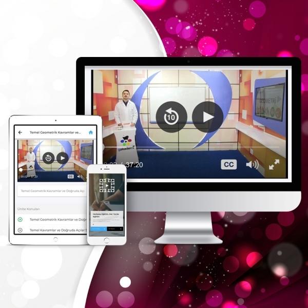 2. Sınıf İngilizce Online Görüntülü Eğitim Seti