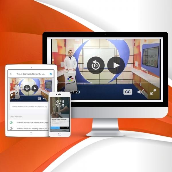 2. Sınıf Matematik Online Görüntülü Eğitim Seti