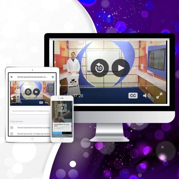 3. Sınıf İngilizce Online Görüntülü Eğitim Seti
