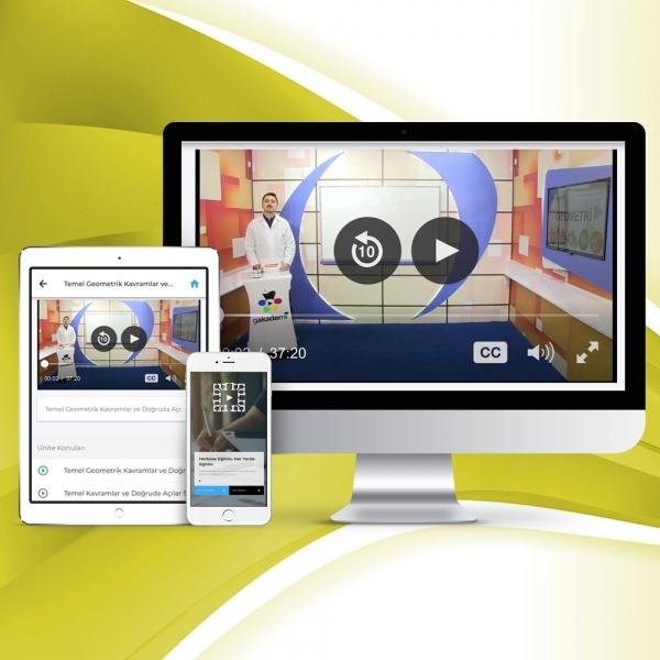 4. Sınıf Fen ve Teknoloji Online Görüntülü Eğitim Seti