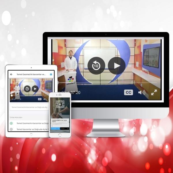 5. Sınıf Din Kültürü ve Ahlak Bilgisi Online Görüntülü Eğitim Seti