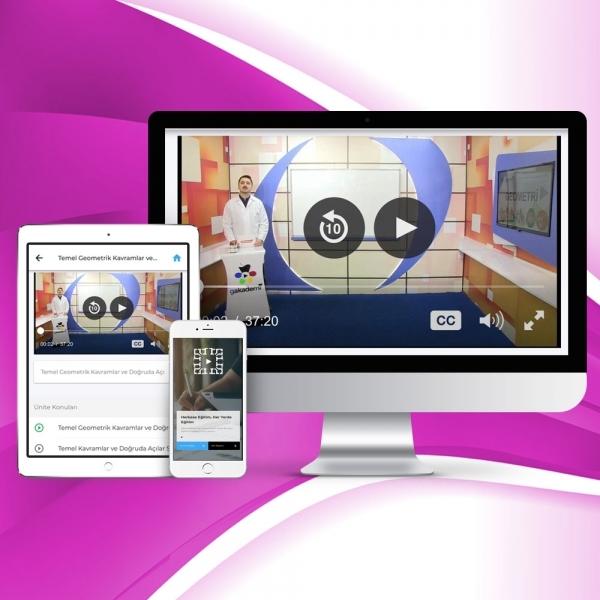 5. Sınıf Sosyal Bilgiler Online Görüntülü Eğitim Seti
