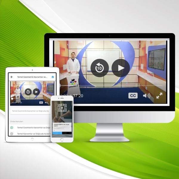 6. Sınıf Fen ve Teknoloji Online Görüntülü Eğitim Seti