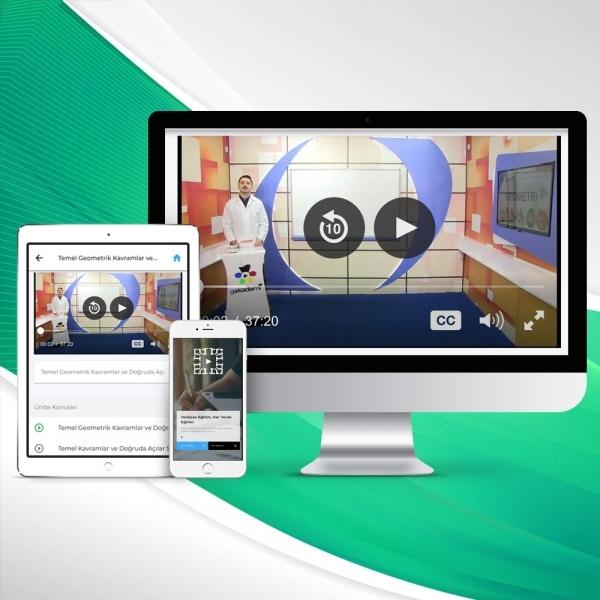 6. Sınıf Sosyal Bilgiler Online Görüntülü Eğitim Seti