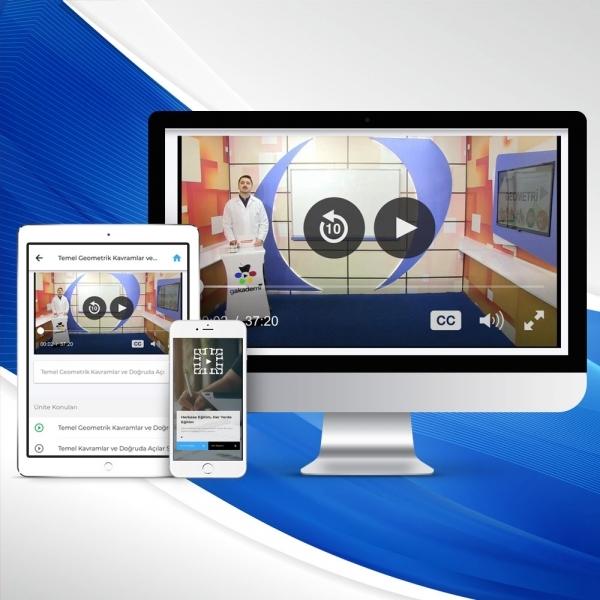 7. Sınıf Fen ve Teknoloji Online Görüntülü Eğitim Seti