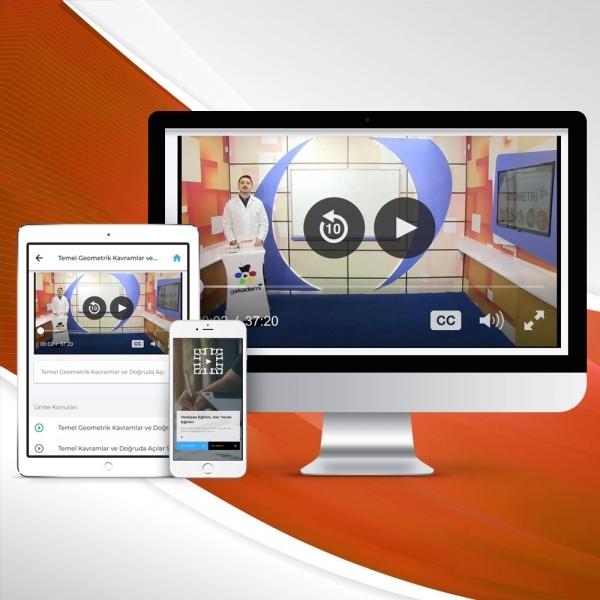 7. Sınıf Sosyal Bilgiler Online Görüntülü Eğitim Seti