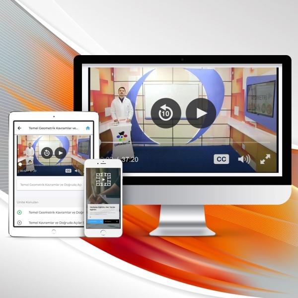 9. Sınıf Biyoloji Online Görüntülü Eğitim Seti