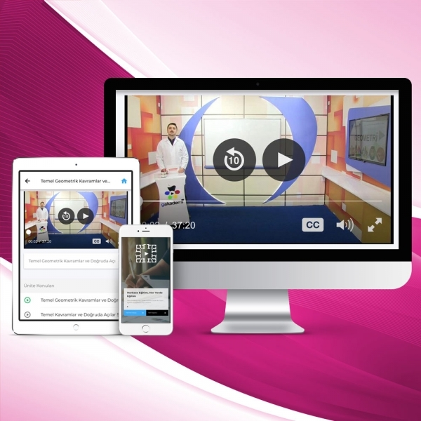 9. Sınıf Fizik Online Görüntülü Eğitim Seti