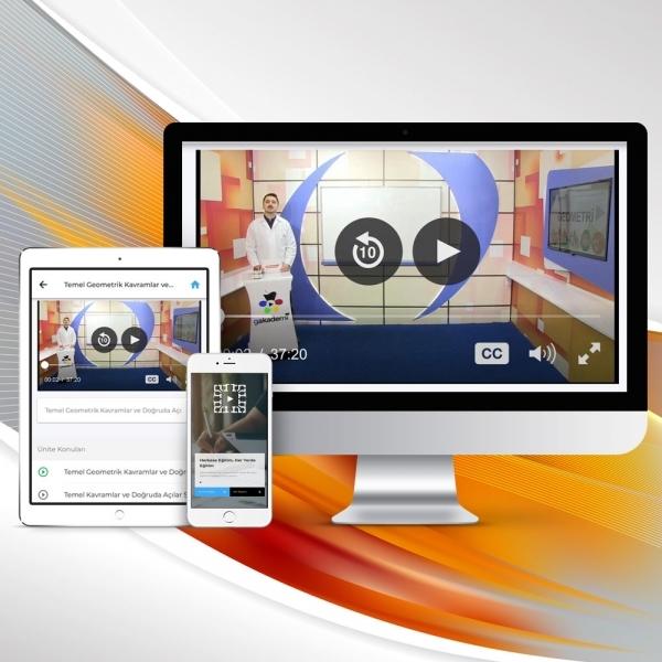 9. Sınıf Kimya Online Görüntülü Eğitim Seti