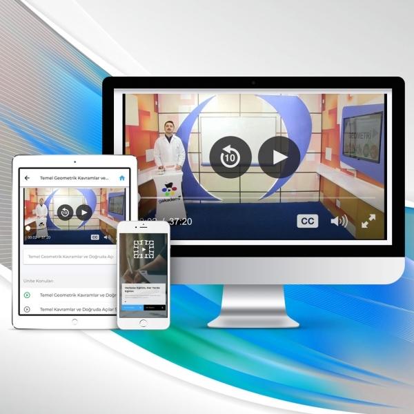9. Sınıf Tarih Online Görüntülü Eğitim Seti