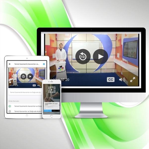 A'dan Z'ye SMMM Staja Başlama Denetim Online Çözümlü Soru Bankası Seti