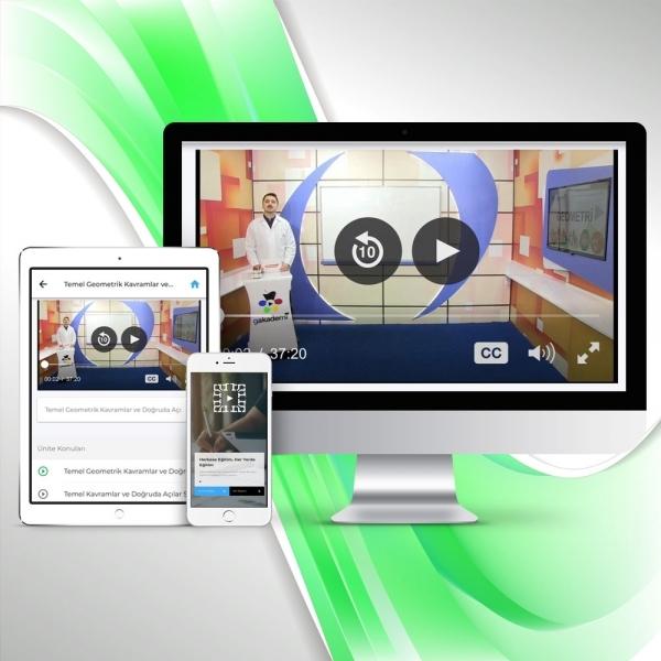 A'dan Z'ye SMMM Staja Başlama Maliye Online Çözümlü Soru Bankası Seti