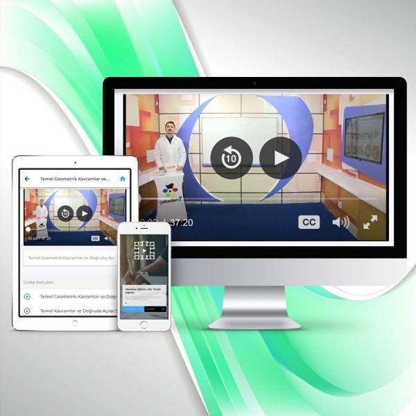 A'dan Z'ye SMMM Staja Başlama Meslek Hukuku Online Çözümlü Soru Bankası Seti