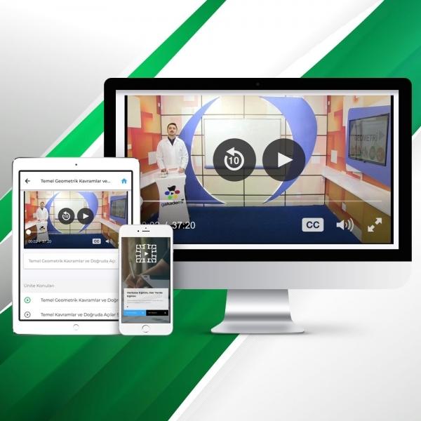 A'dan Z'ye SMMM Staja Başlama Online Çözümlü Soru Bankası Seti