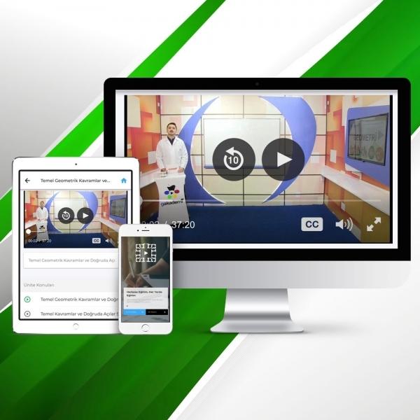 A'dan Z'ye SMMM Tarih Online Çözümlü Soru Bankası Seti