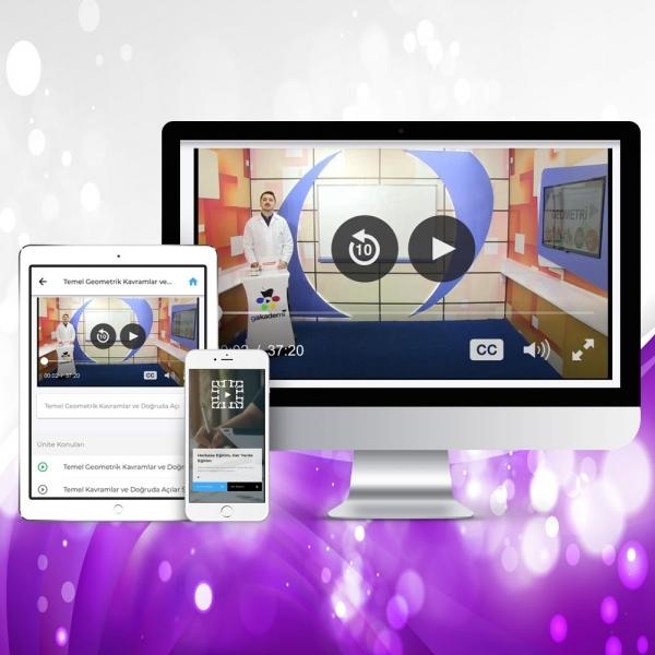Açıköğretim ÇEKO 4. Sınıf 7. Dönem Tüm Dersler Online Eğitim Seti