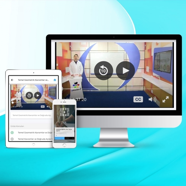 AYT Edebiyat Online Görüntülü Eğitim Seti