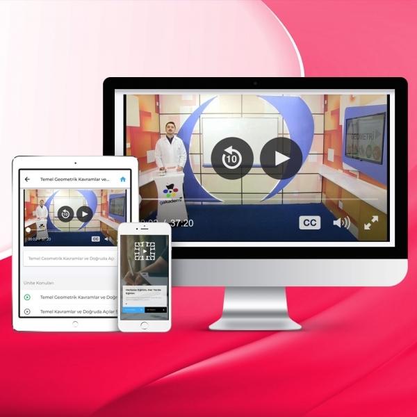 AYT Felsefe Grubu Online Eğitim Seti