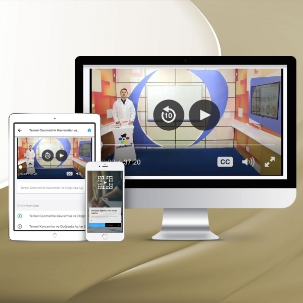 AYT Matematik Online Görüntülü Eğitim Seti