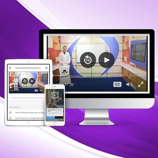 Çocuklar İçin İngilizce Görüntülü Online Eğitim Seti