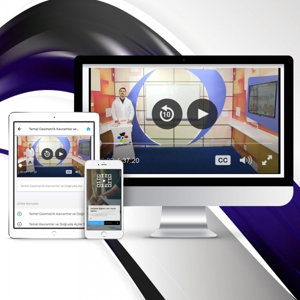 Farsça Online Görüntülü Eğitim Seti