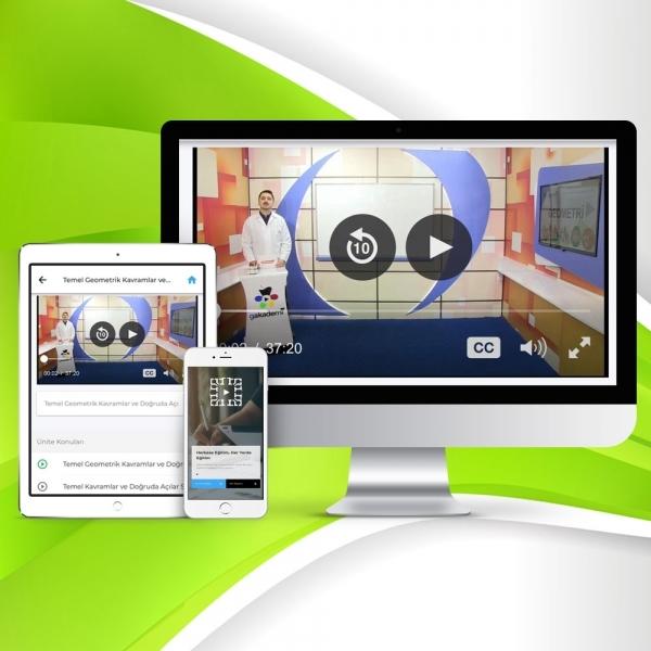 İlköğretim 1.Sınıf Hayat Bilgisi Online Görüntülü Eğitim Seti