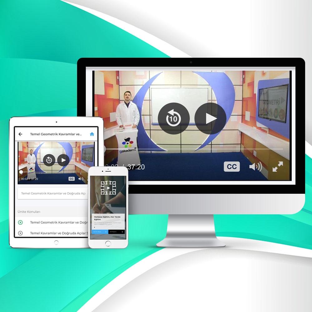 İlköğretim 1. Sınıf Tüm Dersler Online Görüntülü Eğitim Seti