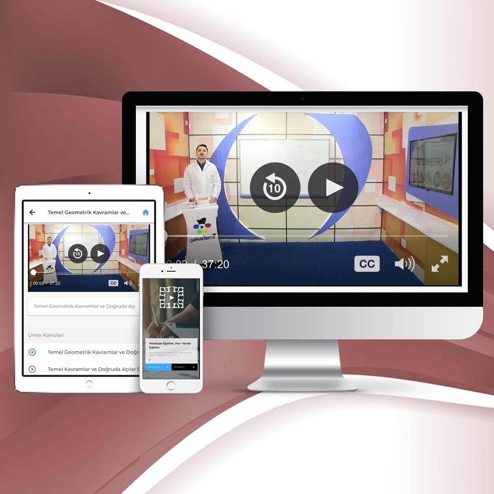 İlköğretim 3. Sınıf Tüm Dersler Online Görüntülü Eğitim Seti