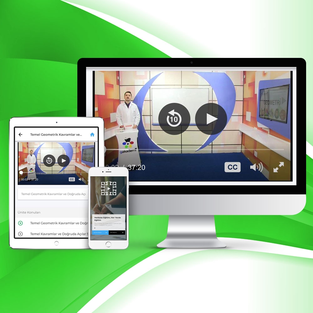 İlköğretim 4. Sınıf Tüm Dersler Online Görüntülü Eğitim Seti