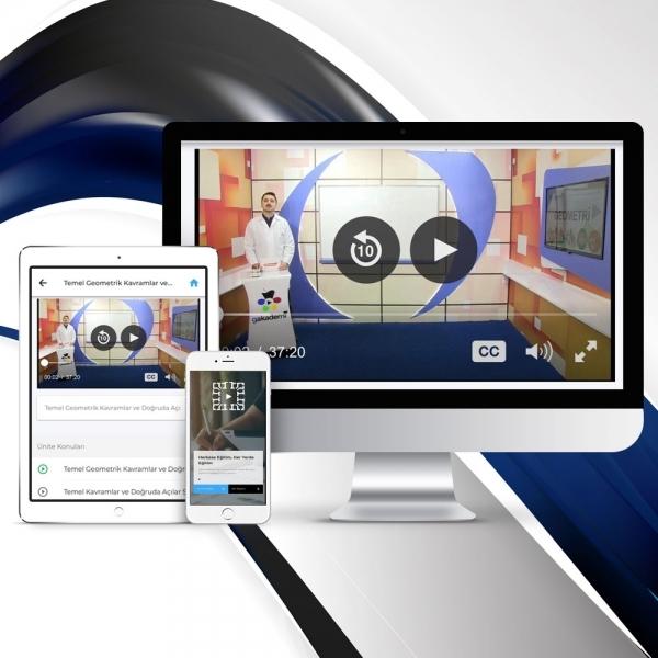 Osmanlıca Online Görüntülü Eğitim Seti