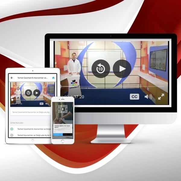 Pratik ALES Matematik Online Eğitim Seti