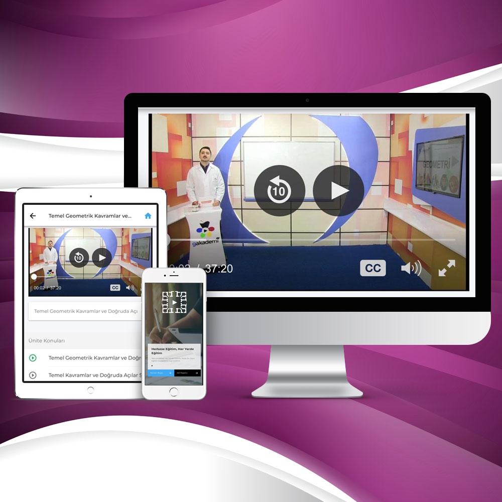 Pratik Almanca Online Görüntülü Eğitim Seti A1 ve A2 Düzey