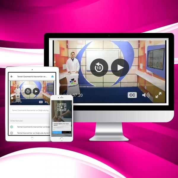 Pratik Almanca Online Görüntülü Eğitim Seti