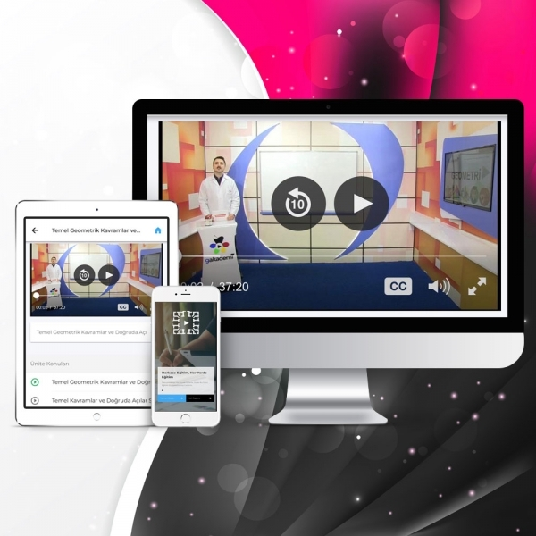Pratik AÖF Anayasa Hukuku Online Görüntülü Eğitim Seti