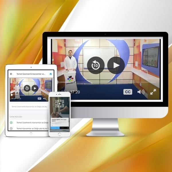 Pratik AÖF Davranış Bilimleri 1 Online Görüntülü Eğitim Seti