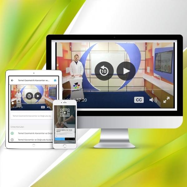 Pratik AÖF Davranış Bilimleri 2 Online Görüntülü Eğitim Seti