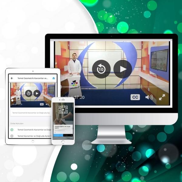 Pratik AÖF Denetim Online Görüntülü Eğitim Seti