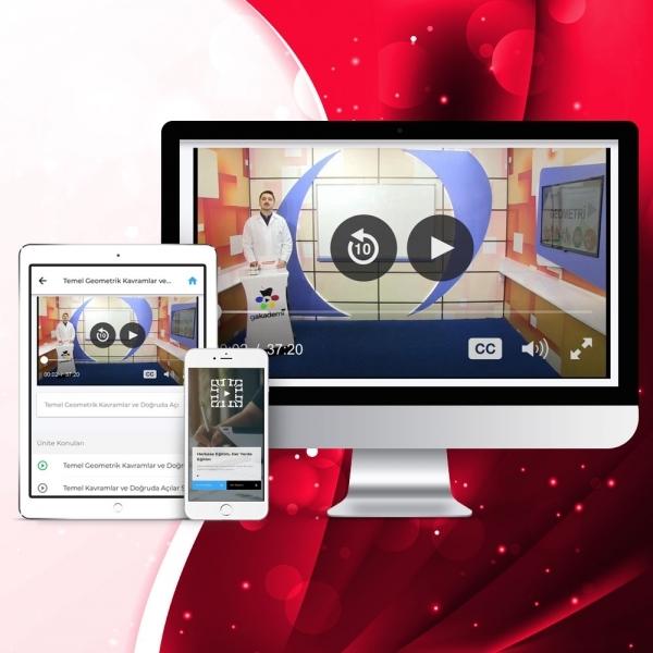 Pratik AÖF Devlet Bütçesi Online Görüntülü Eğitim Seti