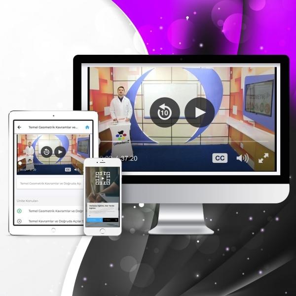 Pratik AÖF Dönem Sonu İşlemleri Online Görüntülü Eğitim Seti