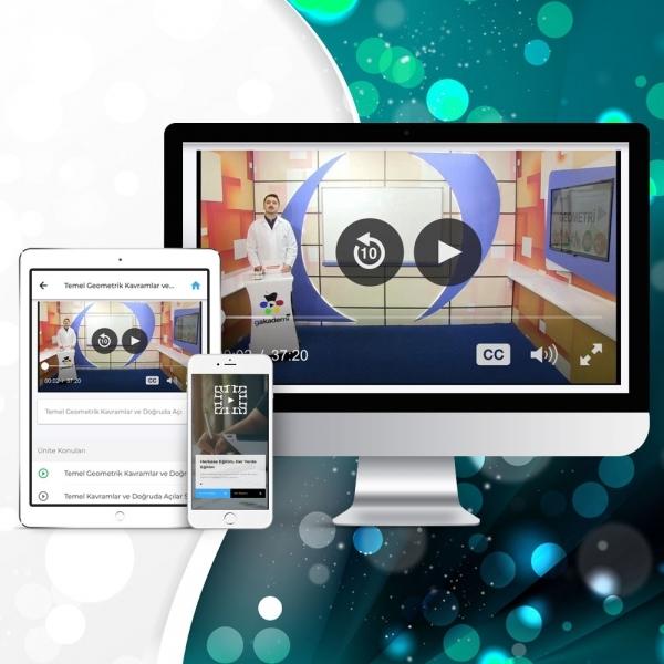 Pratik AÖF Finansal Tablolar Analizi Online Görüntülü Eğitim Seti