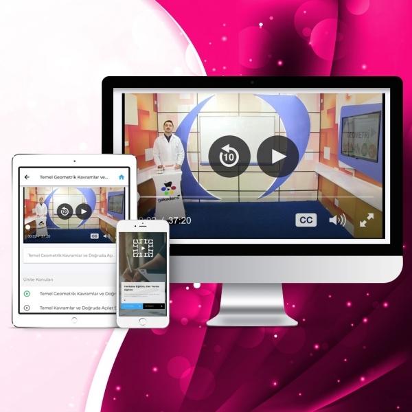 Pratik AÖF Finansal Yönetim 1 Online Görüntülü Eğitim Seti