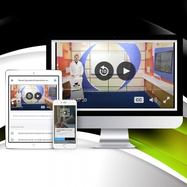 Pratik AÖF Genel Muhasebe 2 Online Görüntülü Eğitim Seti